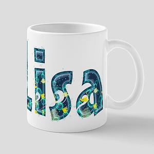 Lisa Under Sea Mug