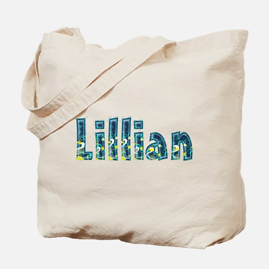 Lillian Under Sea Tote Bag