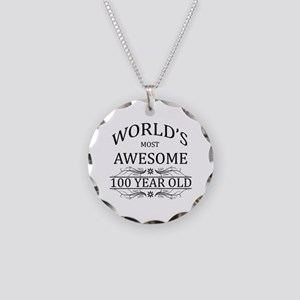 World's Most Awesome 100 Year Old Necklace Circle