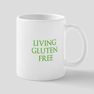 LIVING GLUTEN FREE Mug