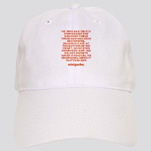He Who Has Boldly Prophesied Baseball Cap