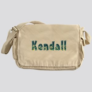 Kendall Under Sea Messenger Bag