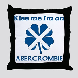 Abercrombie Family Throw Pillow