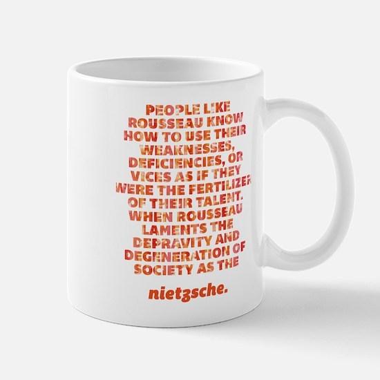 People Like Rousseau Mug
