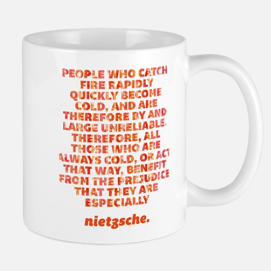 Catch Fire Rapidly Mug