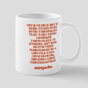Used To Solitude Mug