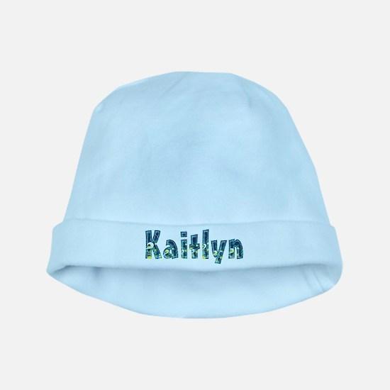 Kaitlyn Under Sea baby hat