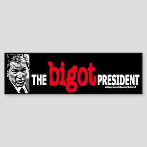 The BLANK President Bumper Sticker