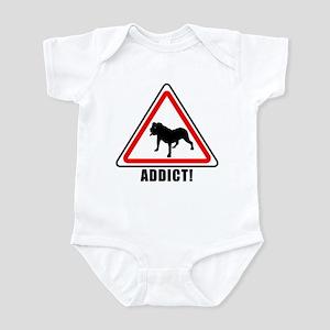 Alapaha Blue Blood Bulldog Infant Bodysuit
