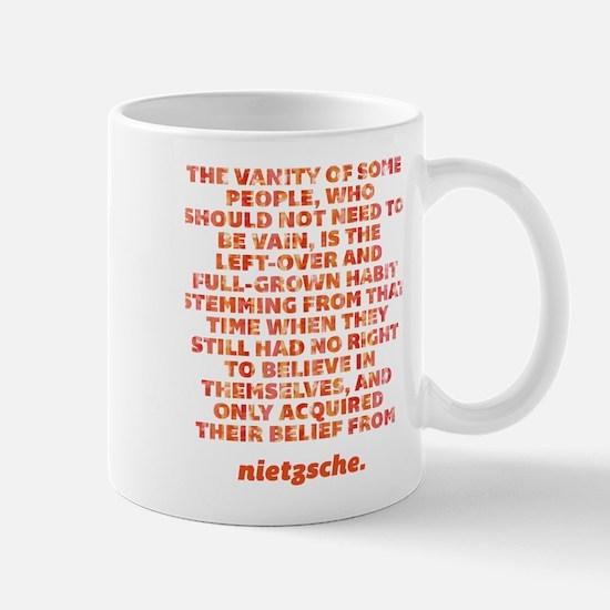 Vanity Of Some People Mug