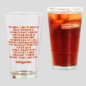 Inner Repose Drinking Glass