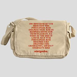 Principles And Dogmas Messenger Bag
