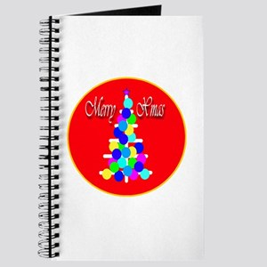 Merry Christmas Modern Christ Journal