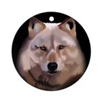 Endangered Ornament (Round)