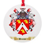 Braime Round Ornament