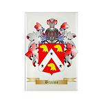 Braime Rectangle Magnet (100 pack)