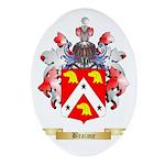 Braime Ornament (Oval)