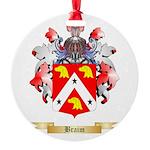 Braim Round Ornament
