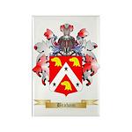 Braham Rectangle Magnet (100 pack)