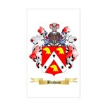 Braham Sticker (Rectangle)
