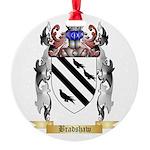 Bradshaw Round Ornament