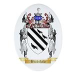 Bradshaw Ornament (Oval)