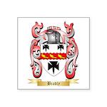 Bradly Square Sticker 3