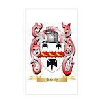 Bradly Sticker (Rectangle)
