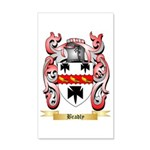 Bradly 35x21 Wall Decal