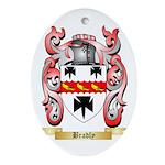 Bradly Ornament (Oval)