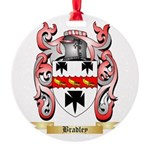 Bradley Round Ornament