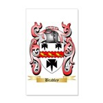 Bradley 35x21 Wall Decal