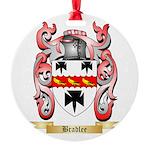 Bradlee Round Ornament