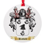Bradford Round Ornament