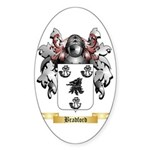 Bradford Sticker (Oval 10 pk)
