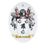 Bradford Ornament (Oval)