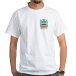 Brade White T-Shirt