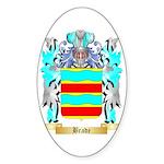 Brade Sticker (Oval 10 pk)