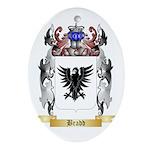 Bradd Ornament (Oval)