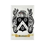 Bradbury Rectangle Magnet (100 pack)