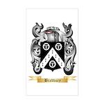 Bradbury Sticker (Rectangle)