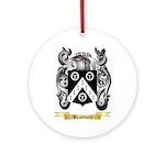 Bradbury Ornament (Round)