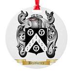 Bradberry Round Ornament