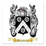 Bradberry Square Car Magnet 3