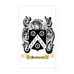 Bradberry Sticker (Rectangle)