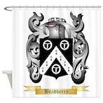 Bradberry Shower Curtain