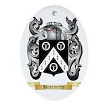 Bradberry Ornament (Oval)
