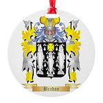 Bradan Round Ornament