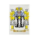 Bradan Rectangle Magnet (100 pack)