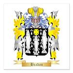 Bradan Square Car Magnet 3
